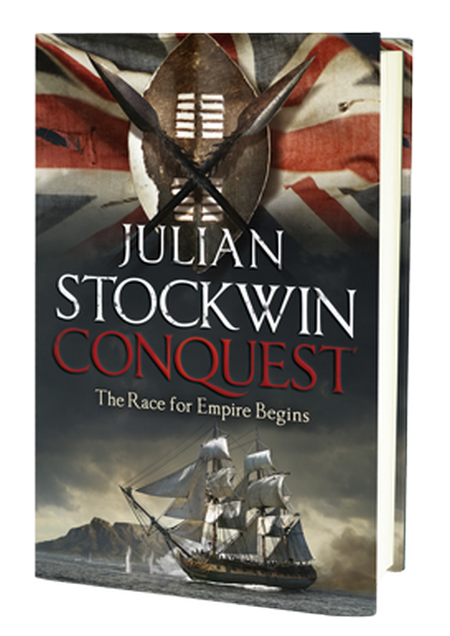COVER Conquest UK packshot