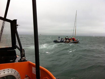 Calshot-recovery110811