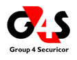 Group4Securicor 112 WEBSAFE logo
