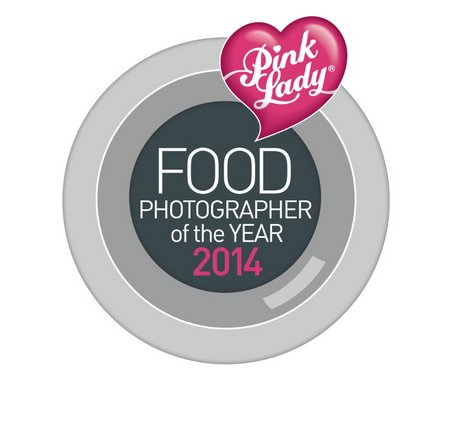 Pink lady food photographer of the year logo