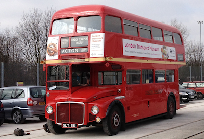 routemaster london transport musesum