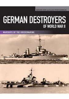 GermanDestroyersWWII