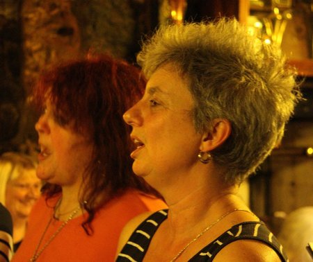 Hilary Coleman and Sally Burley- Shout Kernow