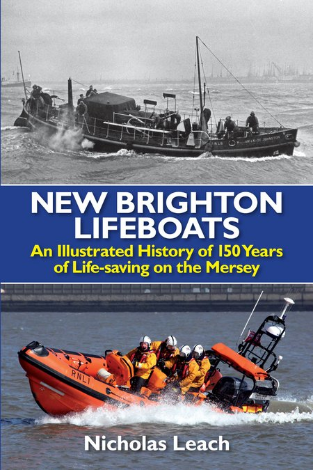 New Brighton Lifeboats cover N LEACH hr